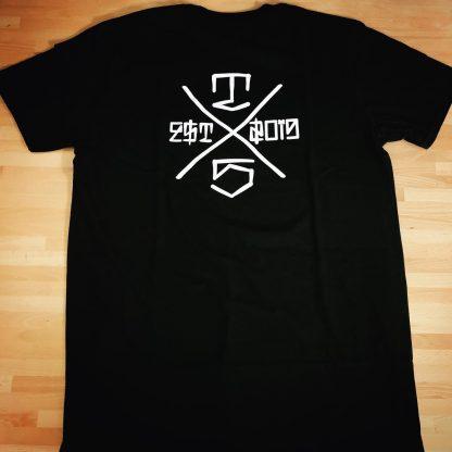 Tattooine Studio Tee X Logo Back